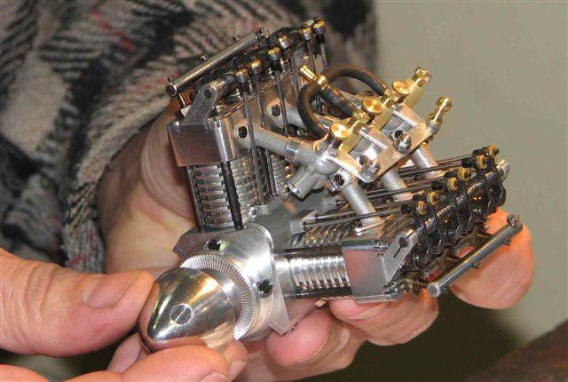 Мотор модели своими руками 82